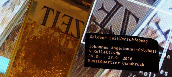 Johannes Angerbauer-Goldhoff und das KollektivNN